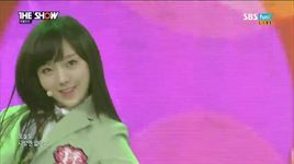 candy jelly love (141125 the show) - lovelyz