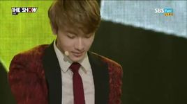 love will be ok (141125 the show) - natthew