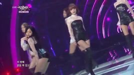 like a cat (141121 music bank) - aoa