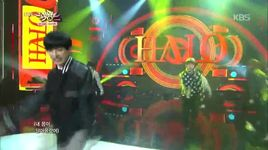 come on now (141121 music bank) - halo