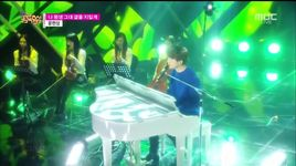 always be with you (141122 music core) - yoon hyun sang