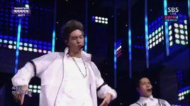 stop stop it  (141123 inkigayo) - got7