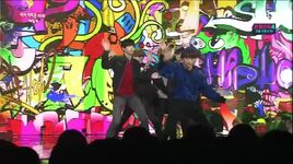 come on now (141123 inkigayo) - halo