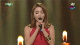 cheer up (141123  inkigayo) - hong jin young
