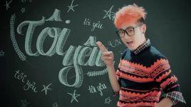 toi yeu (teaser) - thanh duy, khong tu quynh