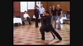 hoi nghi quoc te hlv va trong tai 2004 - rumba - michael, joanna, dancesport