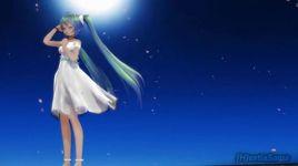 hazy moon - hatsune miku