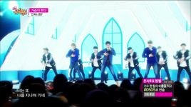 heartthrob (141206 music core) - infinite f