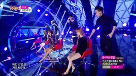 erase (141206 music core) - hyorin (sistar), joo young