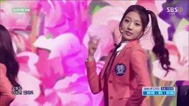 candy jelly love (141130 inkigayo) - lovelyz