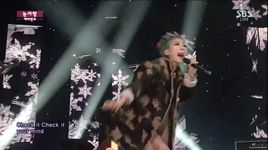 snow love (141130 inkigayo) - yery band