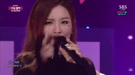 i'm different (141130 inkigayo) - lee hi, soo hyun (akdong musician)