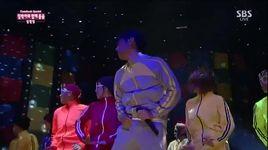 shall we dance (141130 inkigayo) - lim chang jung