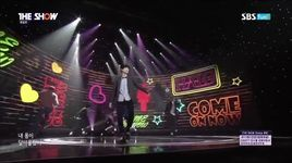 come on now (141202 the show) - halo