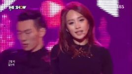 mama (141202 the show) - nicole jung