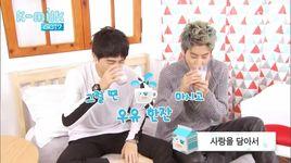k-milk (141207 inkigayo) - got7