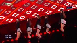 up& down (141207 inkigayo) - exid