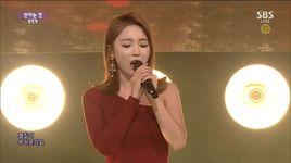 sheer up (141207 inkigayo) - hong jin young