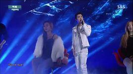 erase (141207 inkigayo) - hyorin (sistar), joo young