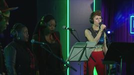 la la la (naughty boy cover) (live lounge) - kiesza