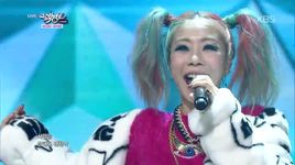 snow love (141205 music bank) - yery band