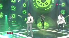 come on now (141212 simply kpop) - halo