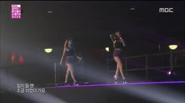touch my body (141207 korean music wave in beijing) - sistar