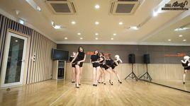 like a cat (dance practice) - aoa