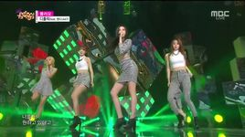 i don't know (141213 music core) - d.holic