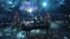 white christmas (141219 yoo hee yeol's sketchbook) - kim bum soo