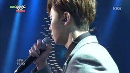 come to my heart (141219 music bank) - park seo joon