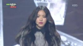 luv (141219 music bank) - a pink
