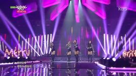 i swear (141219 music bank) - sistar