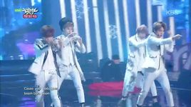 witch (141219 music bank) - boyfriend