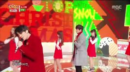 snow kiss (141220 music core) - teen top