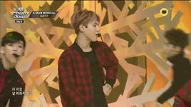 stop stop it, a & girls girls girls (141225 m countdown) - got7