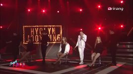 erase (141219 simply kpop) - hyolyn, joo young