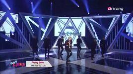 danger (141226 simply kpop) - tae min (shinee)