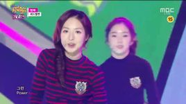 happiness (141227 music core) - red velvet