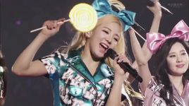 kissing you (the best live at tokyo dome) - snsd