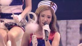 lingua franca (japan 3rd tour love & peace) - snsd