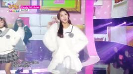 candy jelly love (150103 music core) - lovelyz