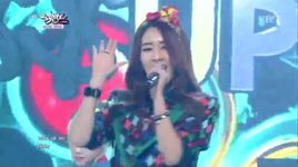 shut up u (150102 music bank) - wassup