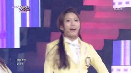 candy jelly love (150102 music bank) - dang cap nhat