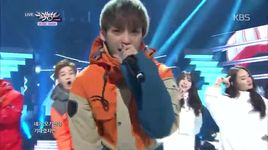 the winter's tale (150102 music bank) - btob