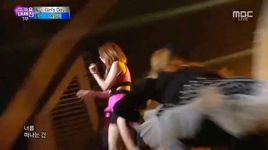 affection & don't touch me (mbc gayo daejun 2014) - ailee