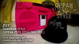 gangnam style (oppan psyk style full version) - dj