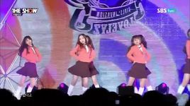 candy jelly love (141230 the show) - lovelyz