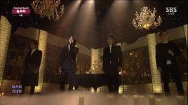 your voice (150111 inkigayo) - noel