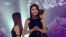 cheer up (150111 inkigayo) - hong jin young